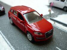 Siku 1429 Audi Q7 4.2 FSI Quattro rot verkehrsrot SUV Geländewagen - Selten!