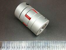 1/2 x 7/8 Heavy Duty Flexible Jaw Spider Shaft Coupling CNC Motor Coupler 12.7
