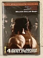 Million Dollar Baby (Dvd, 2005, 2-Disc Set, Widescreen) 24 hours shipping!