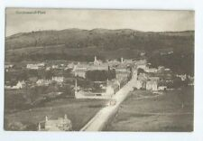 Postcard Gatehouse of Fleet Kirkcudbright 1904 Gatehouse cancel