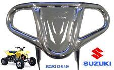 X-pro Parachoques Delantero nudge Bar se ajusta Suzuki Lt-r 450 Ltr Quad Aluminio Atv Xp21