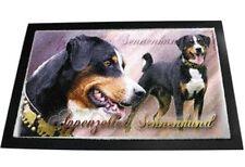 Designer Fussmatte Appenzeller Sennenhund Bouvier de l Appenzell Fussabtreter 80