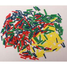 300 x Assortiti Formati Plastica Presa A Muro Di Vite (5 6 7 8 mm)