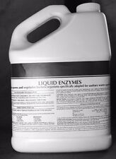 LIQUID ENZYME SEPTIC TANK TREATMENT 1 GAL 2 YEAR SUPPLY  PATRIOT CHEMICAL SALES