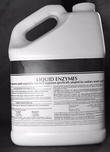 LIQUID ENZYME SEPTIC SYSTEM TREATMENT 1 GALLON 2 YEAR SUPPLY RID-X ROEBIC