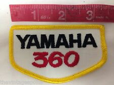 YAMAHA RT360 DT360 MX VINTAGE PATCH RETRO COOL DECAL TYPE BADGE  B-011