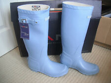 Henry Cane Equestrian & Country Footwear Powder Blue Adult Stafford Boots Size 3