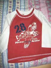 tee-shirt manche longue mickey disney de taille 2  ans