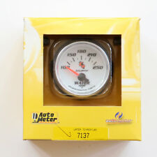 "AutoMeter 7137 C2 Electric Water Temperature Gauge 2 1/16"" 100-250 Deg. F"