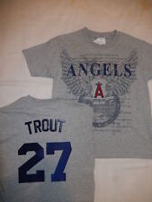 Boys Mike Trout Majestic MLB Jerseys