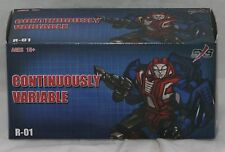 transformers sxs r-01 continuously variable gears misb
