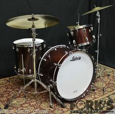 New Ludwig Classic Maple 3pc drum set/ Mahogany lacquer