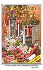Great Sausage Recipes And Meat Curing by Rytek Kutas - Hardcover
