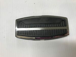 73-79 Ford Truck 78 79 Bronco auto Brake  Pedal with chrome trim
