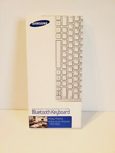 Samsung keyboard clavier Bluetooth One Touch Android Hot Key ver.7.3 New Sealed
