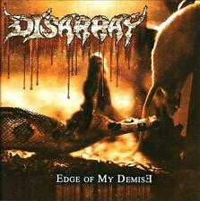 DISARRAY - Edge Of My Demise (CD 2009) USA Import EXC Southern Thrash Punk Metal