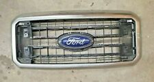 Ford F250 F350 Platinum Grille Backplate and Chrome Surround 2011 - 2016