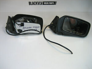 Lot of 2 Volvo 240 Right Heated Power Side View Mirrors Classic