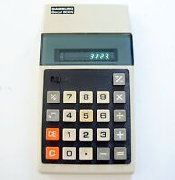RARE Vintage SAMSUNG SECAL 800 N année 1975 year Calculatrice / Calculator