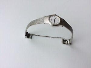 Wrist Watch Seiko Japan   palladium plated case quartz