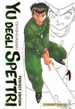 YU DEGLI SPETTRI perfect edition volumi da 1 a 15 completa ed. star comics manga