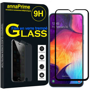 Glass Film Toughened Glass Screen Protector Samsung Galaxy A50 SM-A505F 6.4 ""