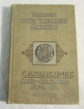 1913 ALLIS-CHALMERS Catalog - Mechanical Power Transmission Machinery
