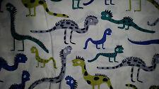 Brand New Dinosaur Print Fabric