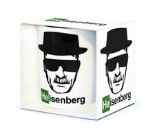 TV-Serie: Breaking Bad: Walter White: Heisenberg - Tasse Kaffeebecher, LOGOSHIRT