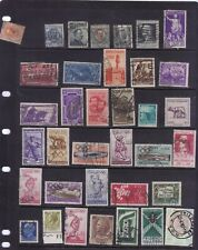 stamps Italy 30