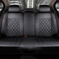 5-Seats Universal Car Front+Rear Row Seat Cushion 3D Surround Chair Cover Mat FS
