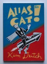 Alias The Cat by Kim Deitch graphic novel, UK pb 1st 2007 VGC illustrated.