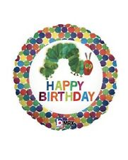 """The Very Hungry Caterpillar 18"""" Balloon Birthday Party Decorations"""