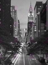 Fotografia Cityscape 42ND STREET CHRYSLER BUILDING New York Usa poster LV10667