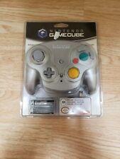 Nintendo Gamecube Silver Platinum Wireless Controller NEW Wavebird Official