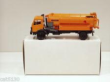 Mercedes Benz Haller Vacuum Truck- 1/50 - Conrad #3066 - N.MIB