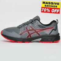 Asics Gel Venture 8 Men's All-Terrain Trail Outdoor Running Shoes Grey UK 10