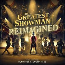 The Greatest Showman: Reimagined CD *new and sealed*