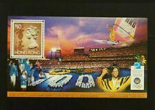 1996 Hong Kong Olympic Gold Medal definitive $10 MS MNH