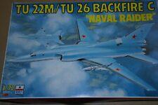 ESCI 1:72 RUSSIAN TU 22M TU 26 BACKFIRE C NAVAL RAIDER   9088