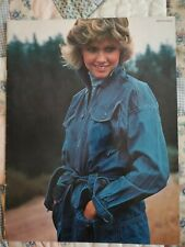 Olivia Newton-John 1976 Clearly Love Tour Concert Program Book Booklet