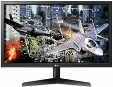 LG 24GL600F-B 24'' UltraGear™ FHD 144Hz 1ms Gaming Monitor with FreeSync™