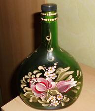 Flasche handbemalt