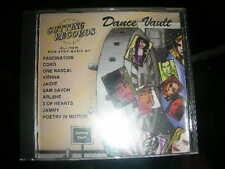 "FREESTYLE CD ""CUTTING RECORDS DANCE VAULT"" Fascintaion Jammy Coro Vienna Jaidie"