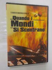 QUANDO I MONDI SI SCONTRANO - FILM IN DVD -visita il negozio COMPRO FUMETTI SHOP