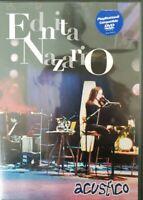 EDNITA NAZARIO - Ednita Nazario: Acustico - DVD - Color Ntsc