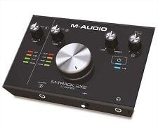 NEW M-Audio 24 bit / 192 kHz USB audio interface M-Track 2 X 2 from JAPAN NEW