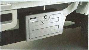 Daihatsu Mini truck Authentic car toolbox HIJET S200P  Exterior key included