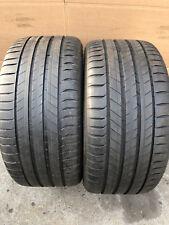 2 x Michelin 295/40R20 Lattitude Sport 3 Porsche Kennung N-0 DOT15 6,3mm