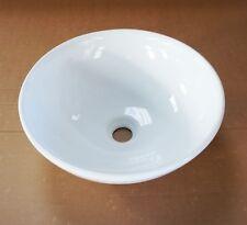 Ceramic 40cm Dia Round Bathroom Sink Basin Countertop Bowl Sink Slight Fault x 8